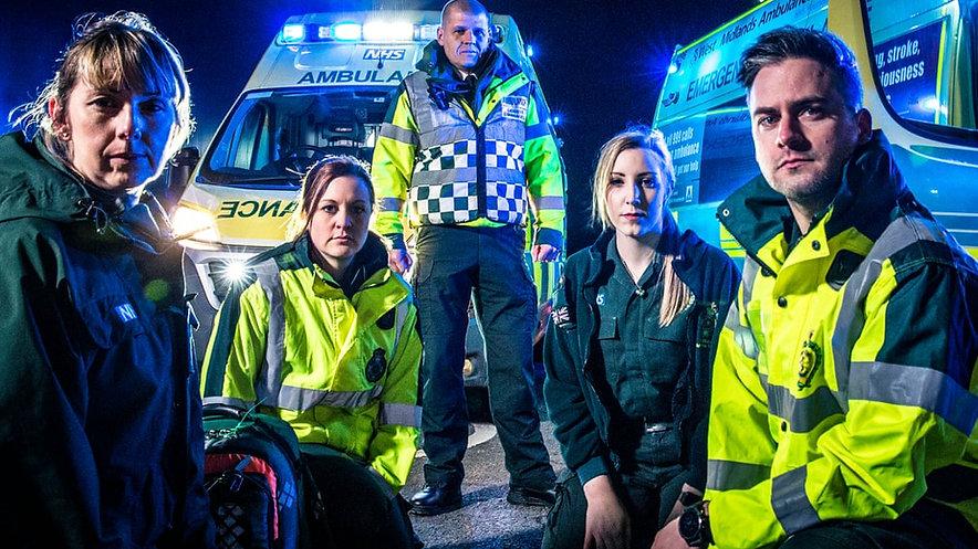 Ambulance S3 | BBC One