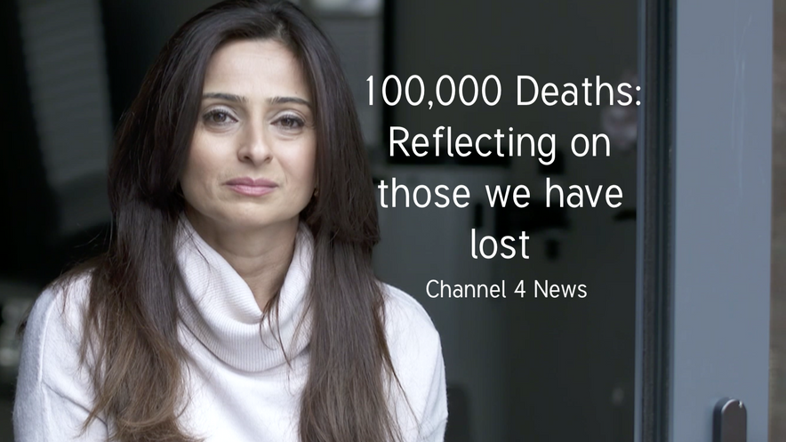 100,000 deaths | Channel 4
