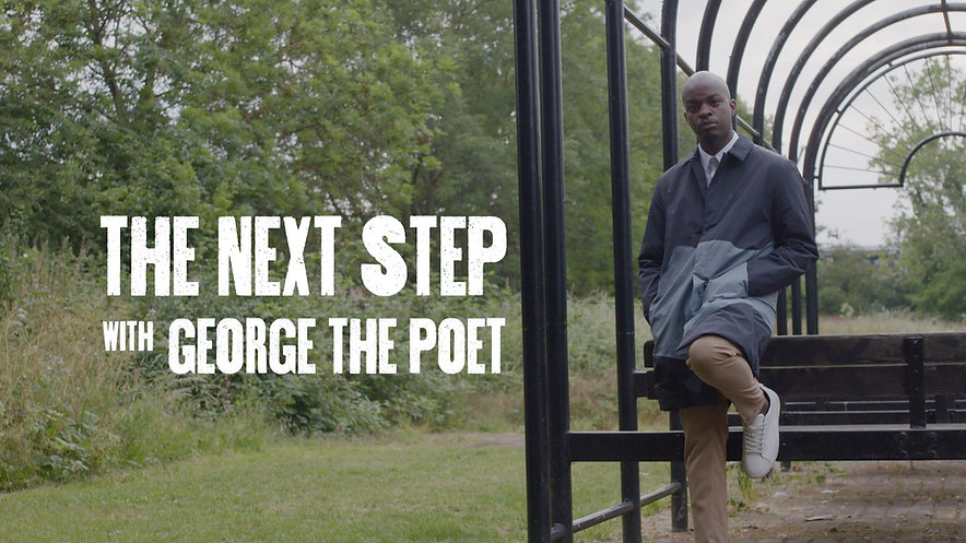 The Next Step with George The Poet | Channel 4