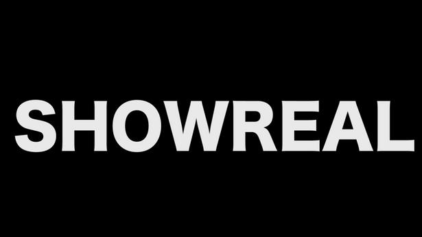 Showreal 2020