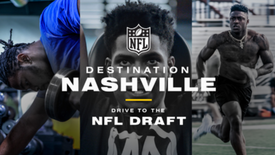 Destination Nashville: Drive to the NFL Draft