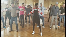 US Army Academy Takes Dance Lesson at African Arts Academy