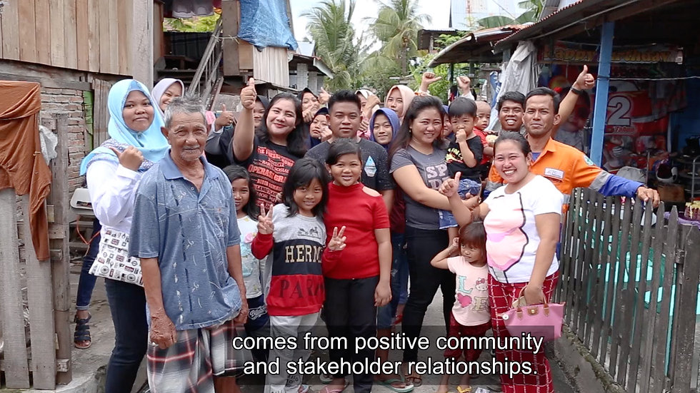 Community CSR Video