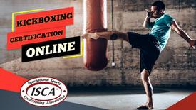 ISCA Online Kickboxing Certification