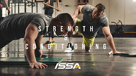ISSA Strength & Conditioning Certification