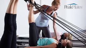 Peak Pilates Online Instructor Training