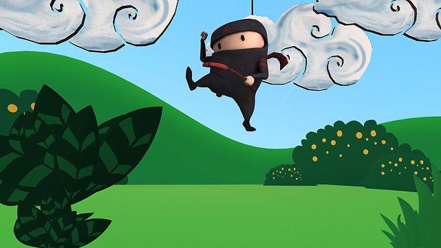 StarCat Media: Ninja Gif