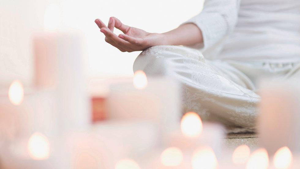 Online Meditation SAMPLE