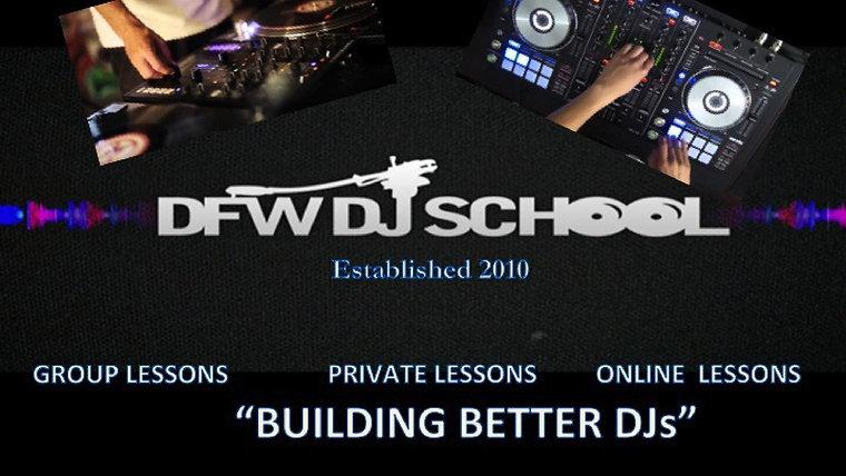 "101 Beginner DJ Lessons from the DFW DJ School. Instructed by David ""DJ XL"" Jones"