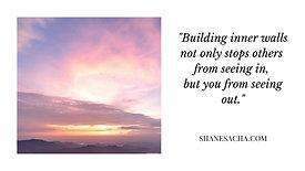 Building inner walls