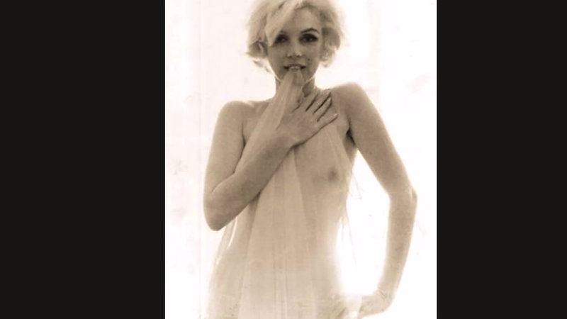 Smart Beautiful Women To Remember. Marilyn Monroe (1926 - 1962). (Explicit Video)