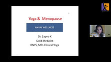 Managing Menopause With Yoga
