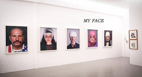 E. R. - My Face