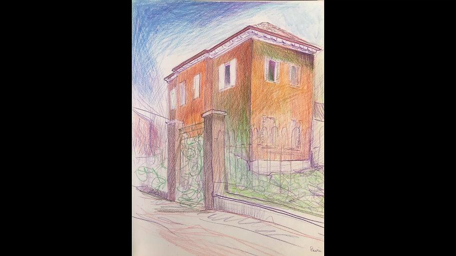 Brussels Sketchbook 2007