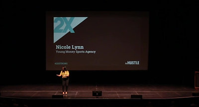Agent Nicole Lynn - An Evening of Storytelling
