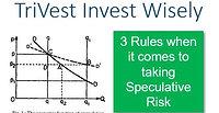 Speculative Investing
