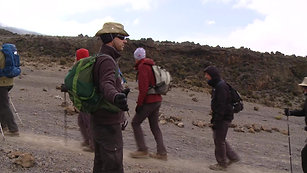 Kilimanjaro-reisverhaal