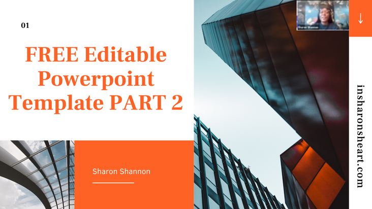 Part 2 of Canva Powerpoint Template