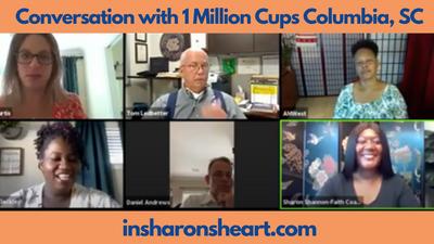 1MillionCupsColumbia_Interview