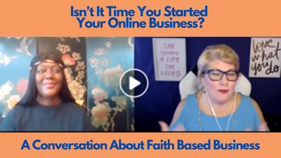 Isn't It Time You Started  Your Online Business?