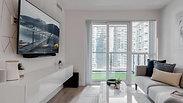 Uptown Condo interior design - HD 720p
