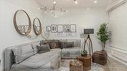 Downtown - Basement Apartment - Interior Design