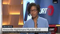 Teri Thompson on CourtTV #3