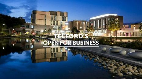 Telford's Open for Business, Promo V.3.3