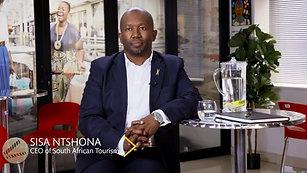 Sisa Ntshona - SA Tourism CEO