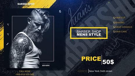 Barbershop Slideshow