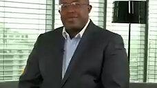 Bongani Nqwababa, CEO & Joint President of Sasol Limited