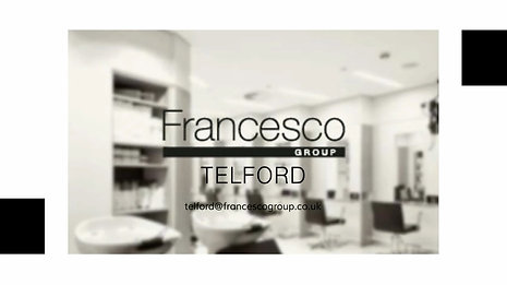 Francesco Group Telford Promo 1