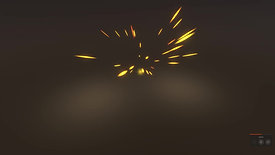 Sparks Burst
