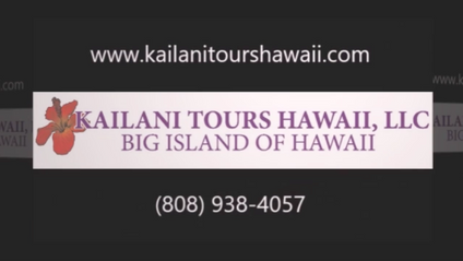 Kailani Tours Hawaii - OLD VIDEO