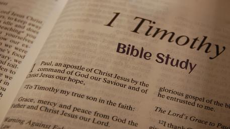1 Timothy Bible Study