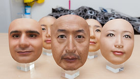 BBC FUTURE: Japan's Hyper-Realistic Face Mask