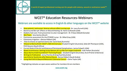 About the WCET - English Version