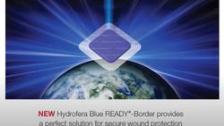 NEW Hydrofera Blue READY-BORDER