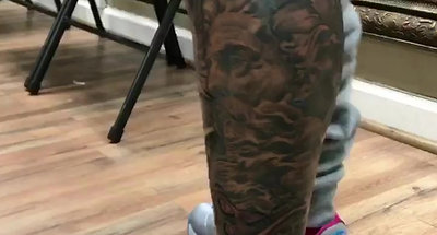 Lower Leg Sleeve