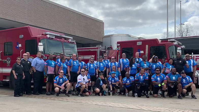 Wounded Warrior Ride