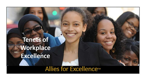 Allies for Excellence Standard Promotion