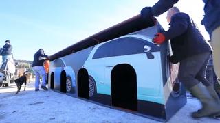 Fiat - Bolluca Hayvan Barınağı Projesi