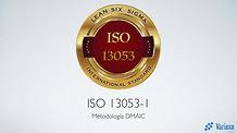 GBY1054G1-TM02-ISO 13053-1 - Lean Six Sigma
