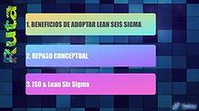 0. Intro & Indice de Contenido | Lean Six Sigma para Directores