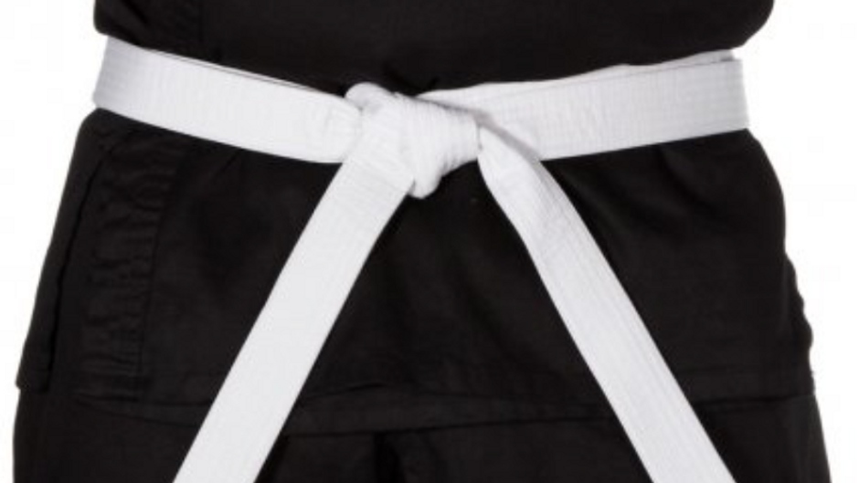 White Belt - muestra