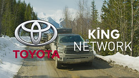 Beyond the Powder Highway Ep1 TOYOTA VERSION