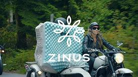Zinus - Topper