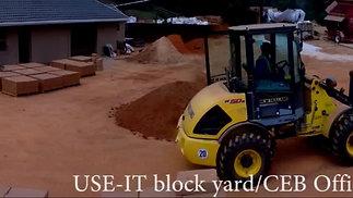 Compressed Earth Block (CEB)
