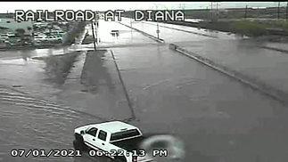 Flooding Live Shot