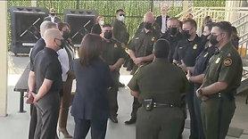 VP Harris visits the border